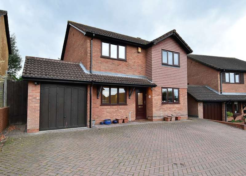 4 Bedrooms Detached House for sale in Birch Close, Bournville, Birmingham, B30