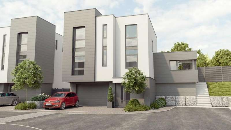 5 Bedrooms Detached House for sale in Hartley Gardens, The Betony