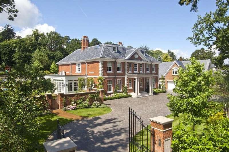 7 Bedrooms Detached House for sale in Birdshill Road, Oxshott, Leatherhead, Surrey, KT22