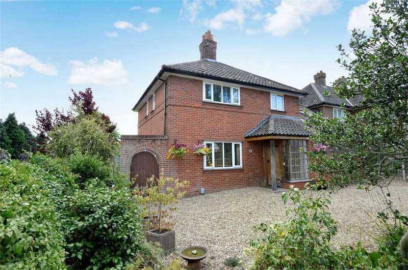 4 Bedrooms Detached House for sale in Hillside Road, Thorpe St Andrew, Norwich, Norfolk