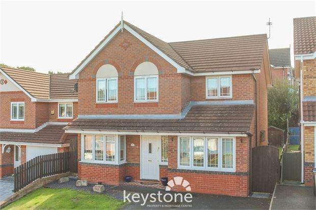 4 Bedrooms Detached House for sale in Eurgain Avenue, Connah's Quay, Deeside. CH5 4PW