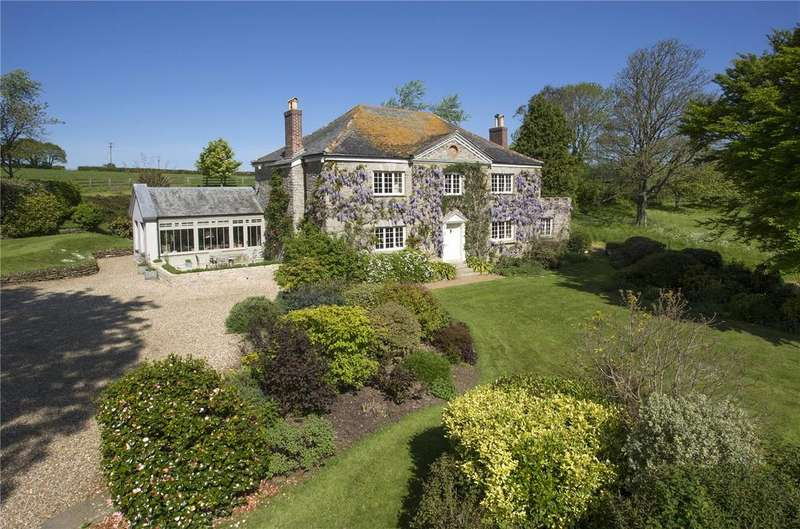 4 Bedrooms Unique Property for sale in Mylor Churchtown, Nr Falmouth, South Cornwall, TR11