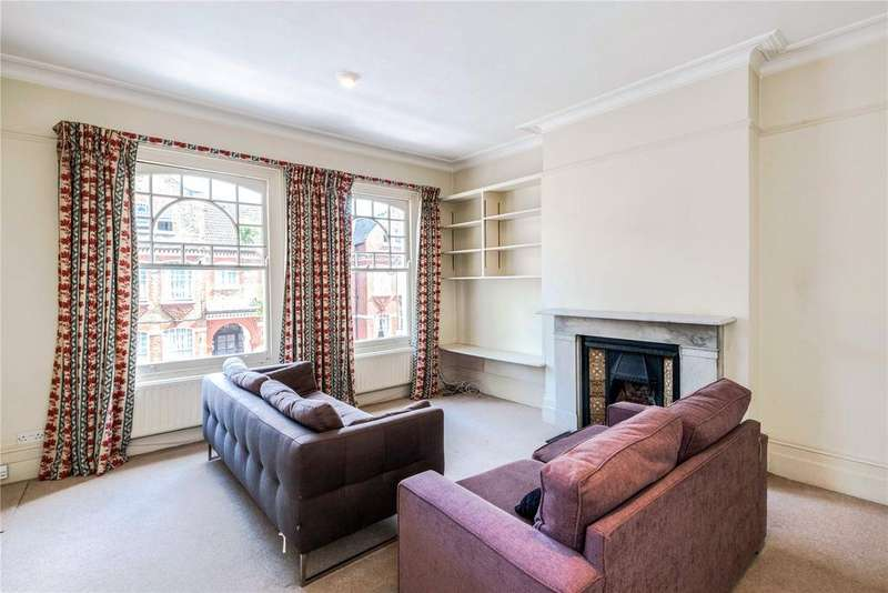 1 Bedroom Flat for sale in Dalebury Road, Wandsworth, London, SW17