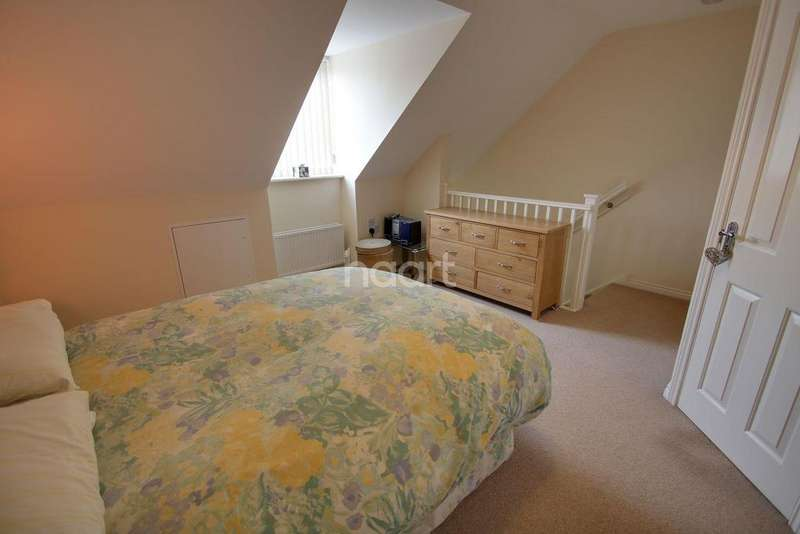 3 Bedrooms Town House for sale in Beechrome Drive, Earl Shilton, Leicestershire