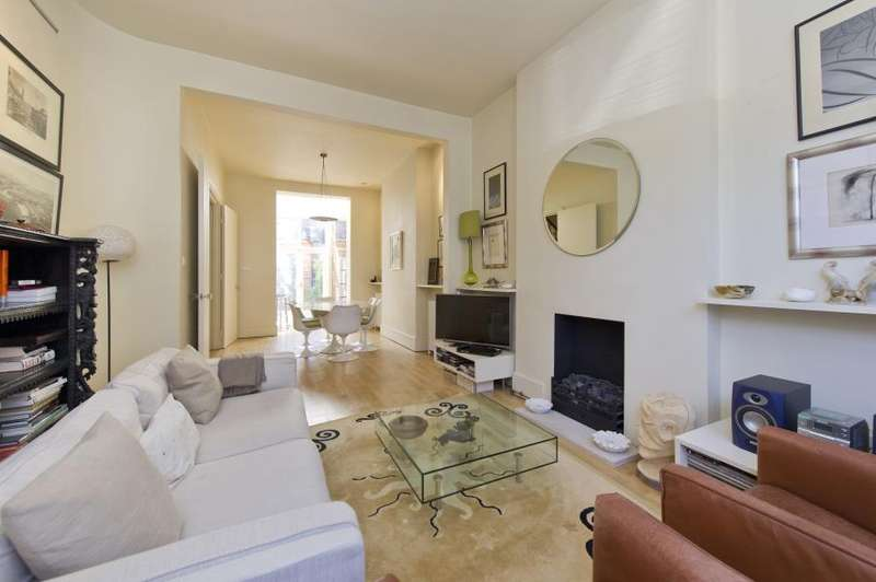 4 Bedrooms House for sale in Anley Road, Brook Green W14