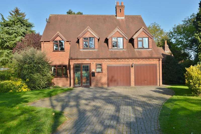 4 Bedrooms Detached House for sale in Charnwood House, Slitting Mill