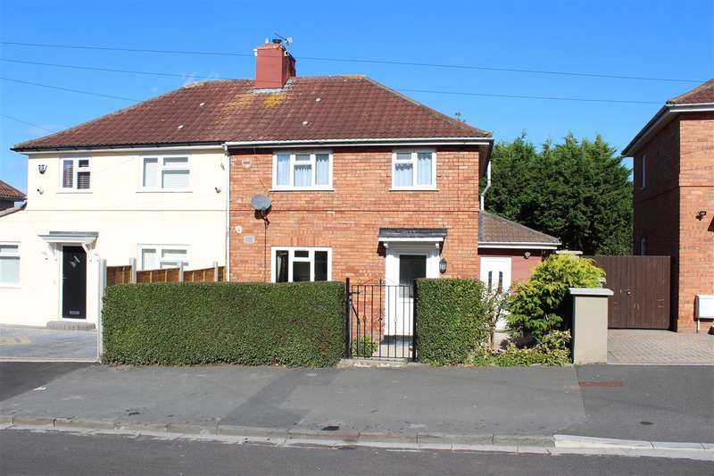 3 Bedrooms Semi Detached House for sale in Selby Road, Speedwell, Bristol