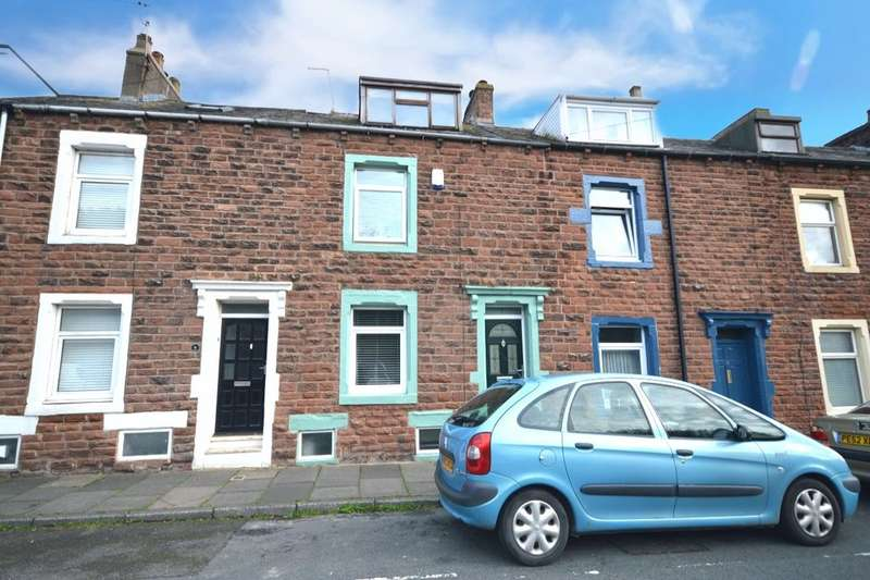 3 Bedrooms Property for sale in Mill Street, Maryport, CA15