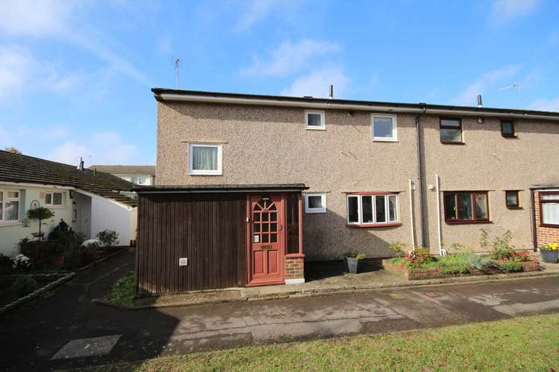 3 Bedrooms Semi Detached House for sale in Keldholme, Bracknell