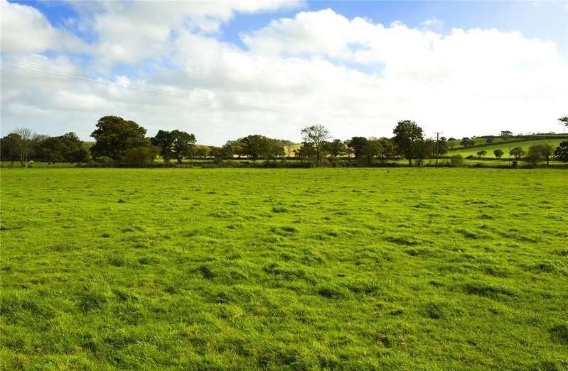 Land Commercial for sale in Lot 5 - Shobrooke Farm, Morchard Road, Crediton, Devon, EX17