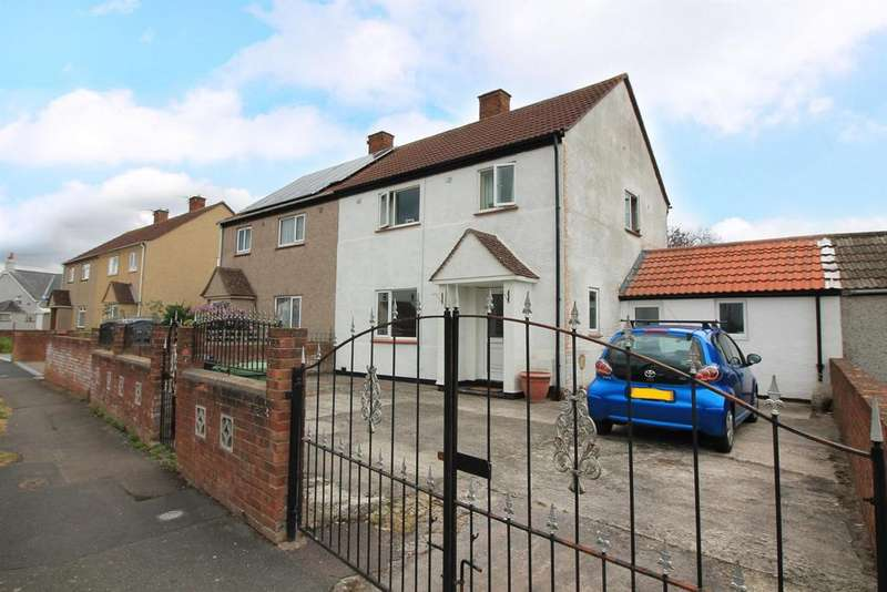 3 Bedrooms Semi Detached House for sale in The Avenue, Patchway, Bristol, BS34 6BD