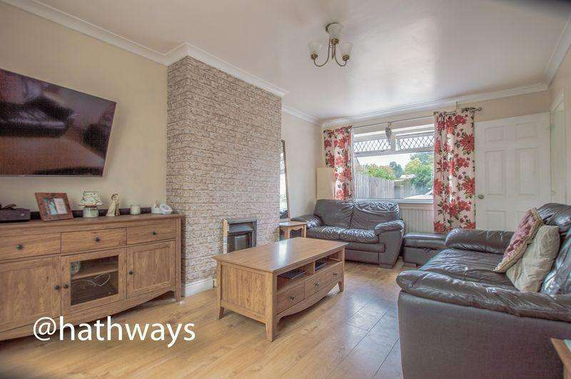 2 Bedrooms Terraced House for sale in Mynydd Maen Road, Cwmbran