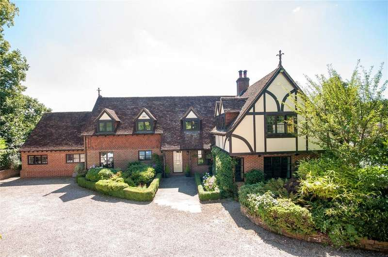 6 Bedrooms Detached House for sale in Old Reigate Road, Betchworth, Surrey, RH3