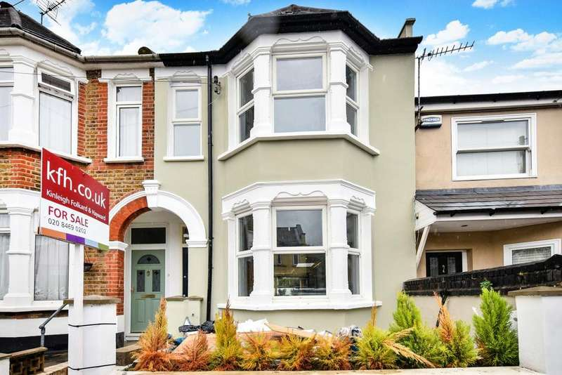 4 Bedrooms Terraced House for sale in Bexhill Road, Brockley
