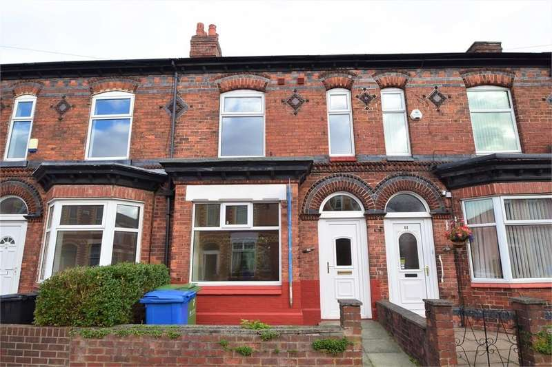 3 Bedrooms End Of Terrace House for sale in Aberdeen Crescent, STOCKPORT, Cheshire