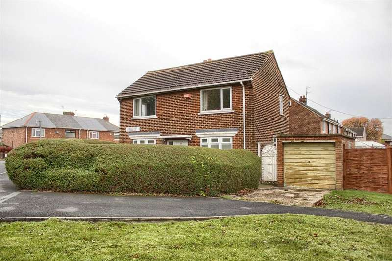 3 Bedrooms Semi Detached House for sale in Hereford Terrace, Cowpen Estate