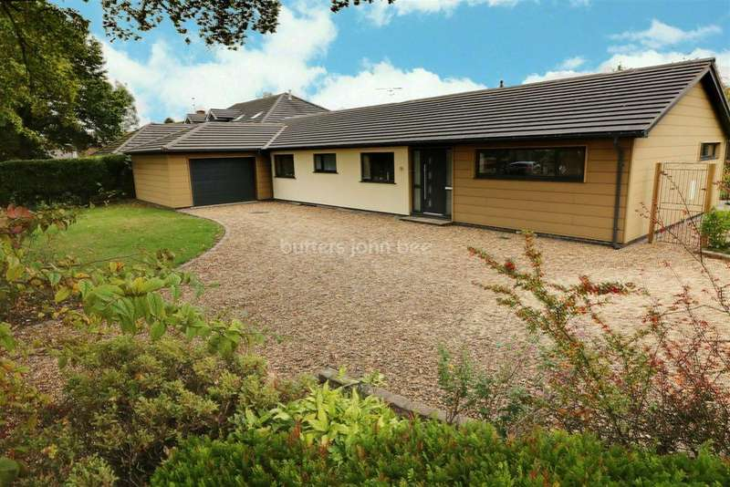 5 Bedrooms Bungalow for sale in Landswood Park, Hartford