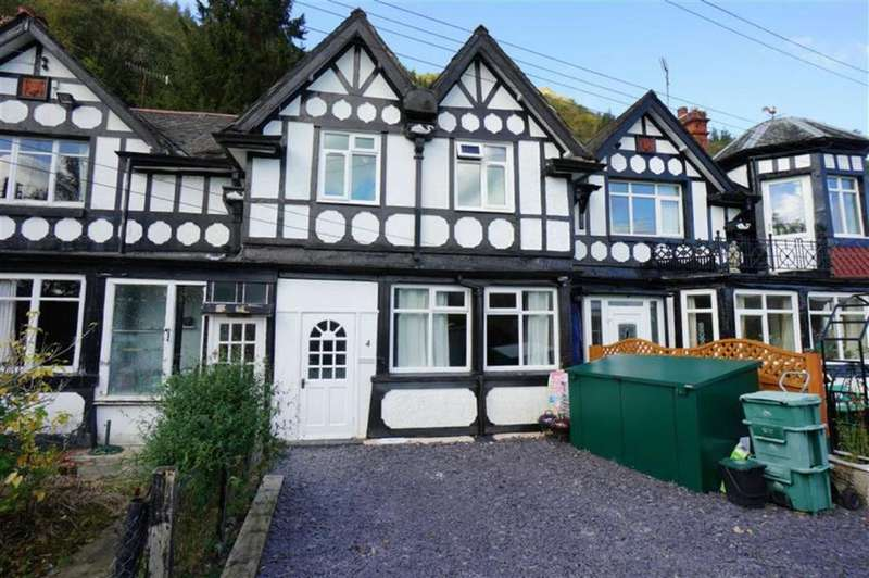 4 Bedrooms Terraced House for sale in Coed Gwydir, Trefriw, Conwy