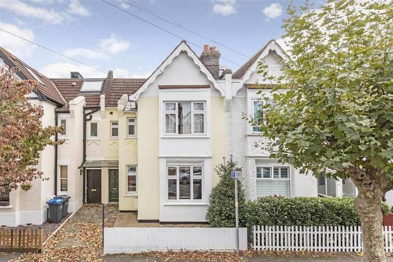 3 Bedrooms Terraced House for sale in Southdown Road, Wimbledon