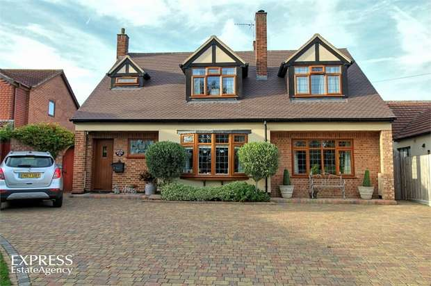 4 Bedrooms Detached House for sale in Hockley Road, Rayleigh, Essex