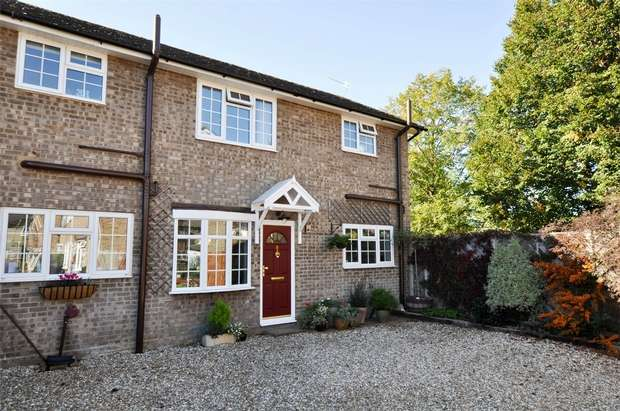 3 Bedrooms End Of Terrace House for sale in Heather Close, BOURNEMOUTH, Dorset