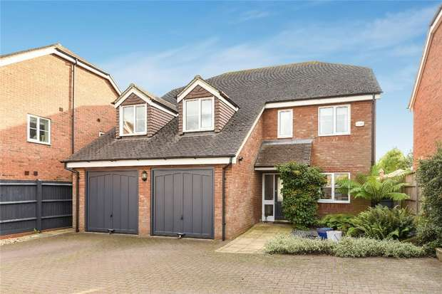 5 Bedrooms Detached House for sale in Ford Lane, Roxton, Bedford