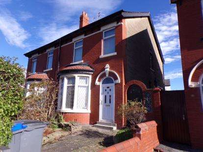2 Bedrooms Semi Detached House for sale in Westcliffe Drive, Blackpool, Lancashire, FY3