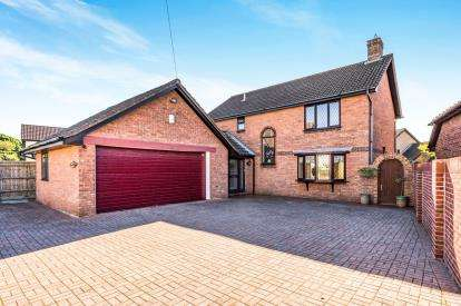 4 Bedrooms Detached House for sale in Warsash, Southampton, Hampshire