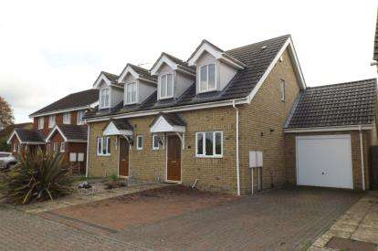 3 Bedrooms Semi Detached House for sale in Fulbourn, Cambridge, Cambridgeshire
