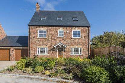4 Bedrooms Detached House for sale in Victoria Heights, Melbourn