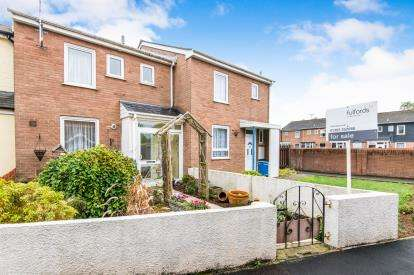 3 Bedrooms Terraced House for sale in Bishop Westall Road, Exeter, Devon