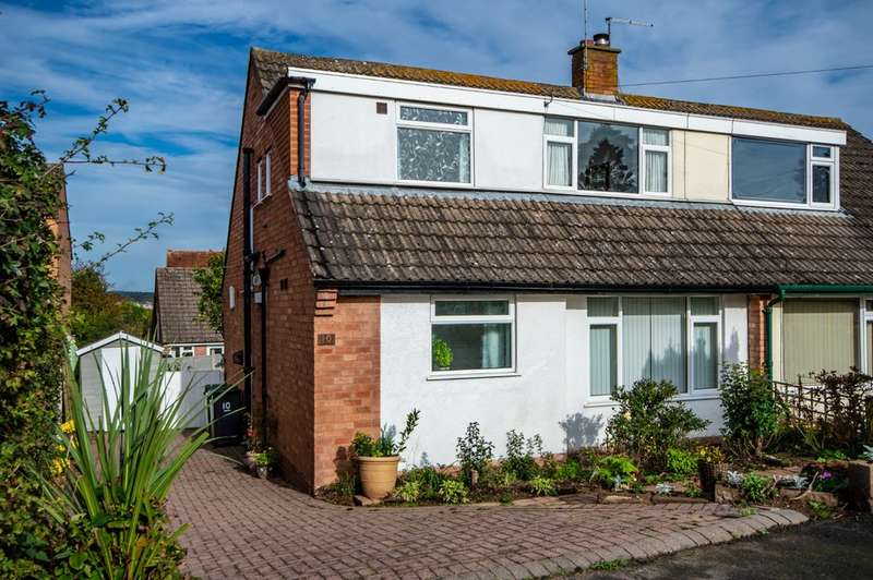 3 Bedrooms Semi Detached House for sale in Branches Close, Bewdley