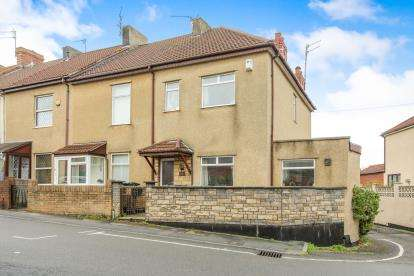 2 Bedrooms End Of Terrace House for sale in Church Road, Bristol, Kingswood, South Gloucestershire