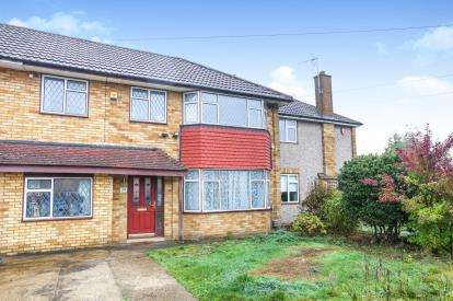 4 Bedrooms Terraced House for sale in Ravenbank Road, Luton, Bedfordshire