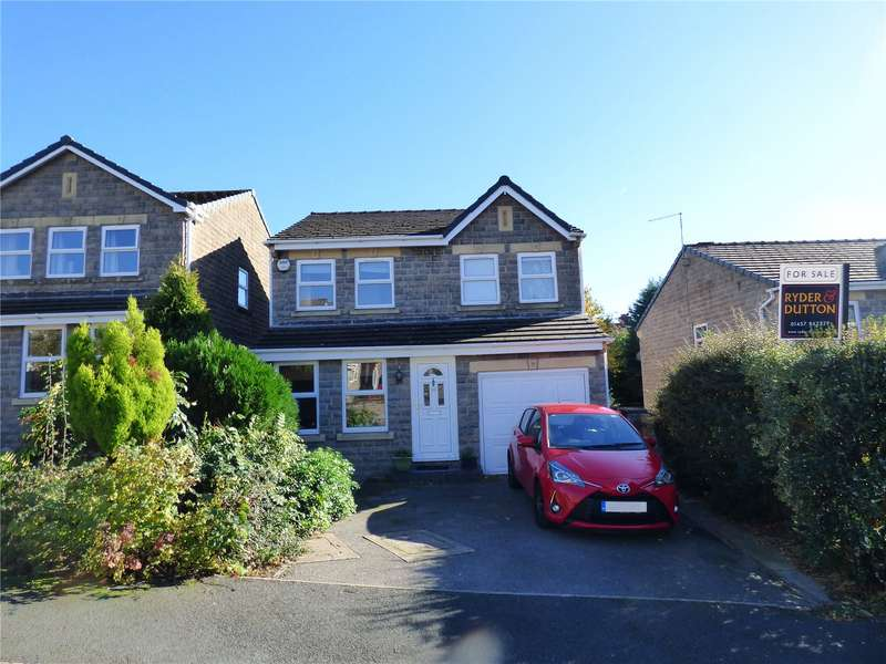 4 Bedrooms Detached House for sale in Tavern Road, Hadfield, Glossop, SK13