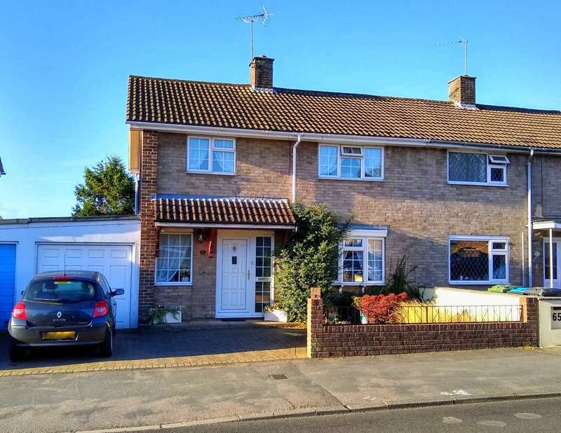3 Bedrooms Semi Detached House for sale in SPACIOUS 3 BED SEMI with GARAGE and DRIVEWAY in HP1.