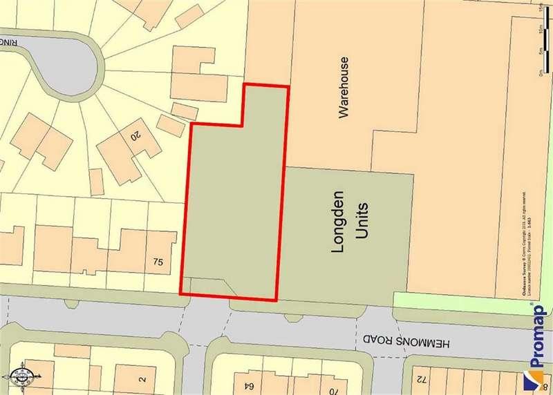 Land Commercial for sale in Hemmons Road, Longsight, Manchester