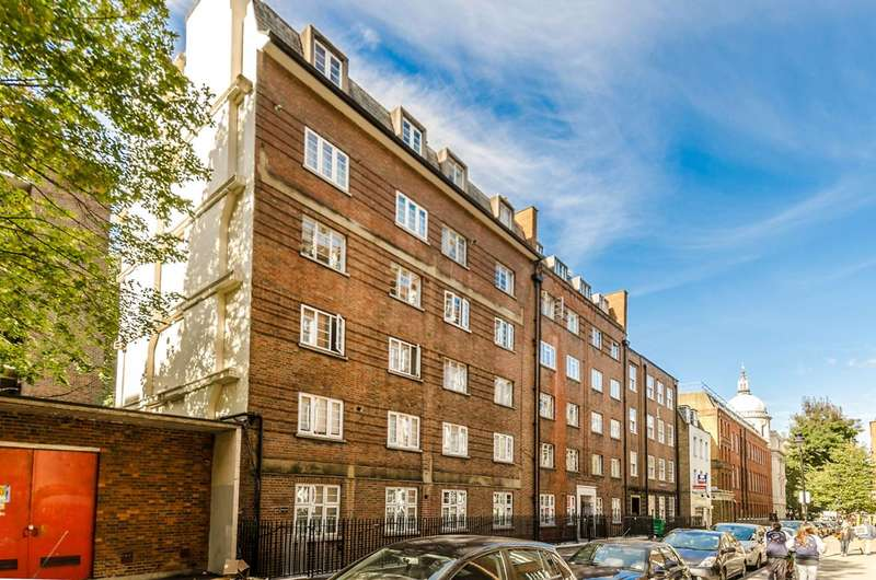 1 Bedroom Flat for sale in Boswell Street, Bloomsbury, WC1N