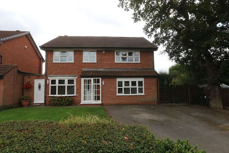5 Bedrooms Detached House for sale in Retford Drive, Sutton Coldfield, West Midlands, B76