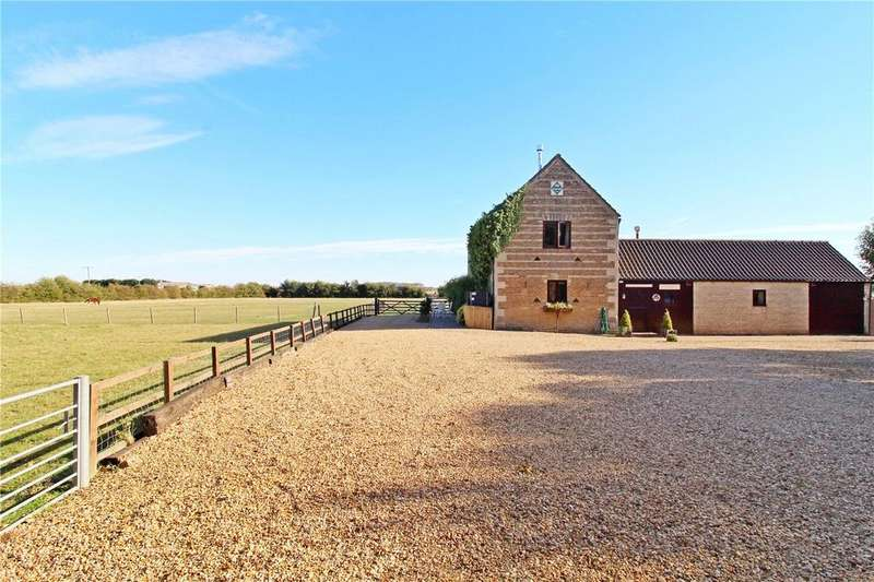 4 Bedrooms Barn Conversion Character Property for sale in Spalding Road, Deeping St. Nicholas, Spalding, Lincolnshire, PE11