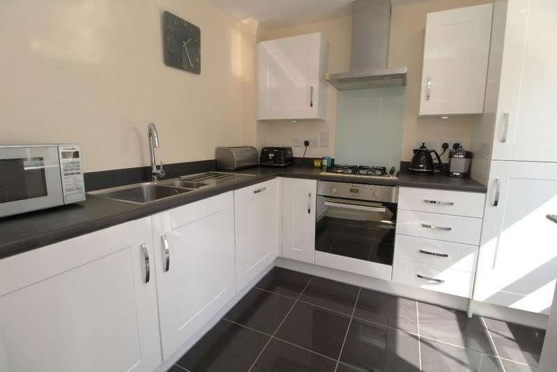 3 Bedrooms End Of Terrace House for sale in Broad Mead Avenue, Great Denham, MK40