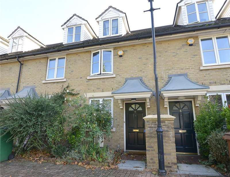 3 Bedrooms Terraced House for sale in Banfield Road, Nunhead, London, SE15