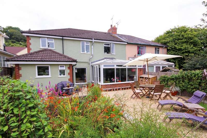 4 Bedrooms Semi Detached House for sale in Lisle Place, Wotton Under Edge, Gloucestershire, GL12 7AZ