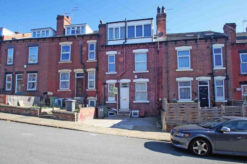 3 Bedrooms Terraced House for sale in Sowood Street, Burley, Leeds 4
