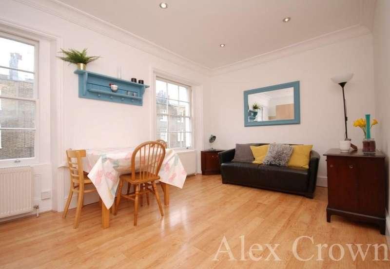 1 Bedroom Flat for sale in Balcombe Street, Marylebone