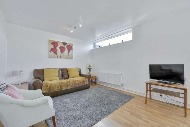 2 Bedrooms Apartment Flat for sale in Childebert Road, London