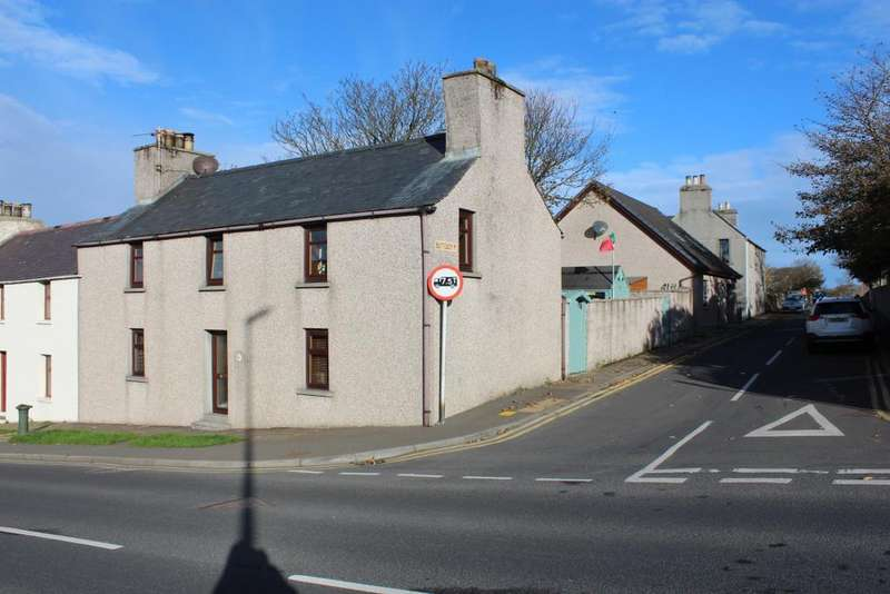 2 Bedrooms End Of Terrace House for sale in 28 Clay Loan, Kirkwall, Orkney KW15
