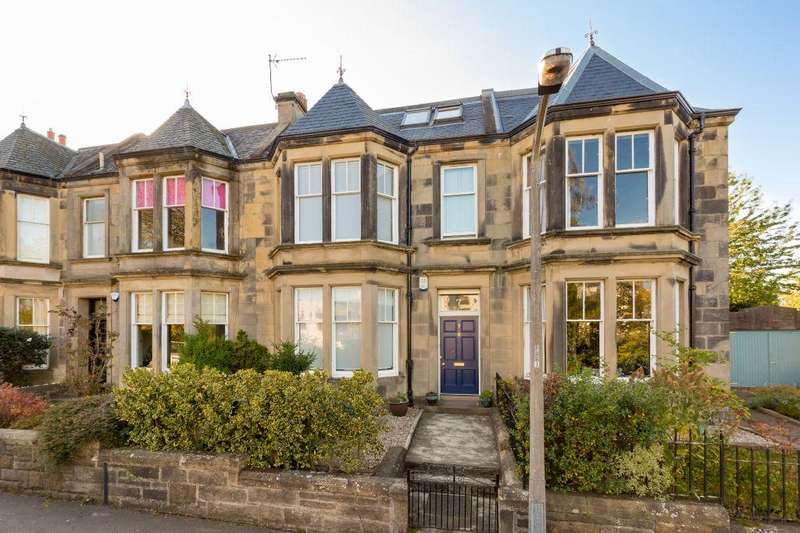 5 Bedrooms Terraced House for sale in 7 Park Avenue, Edinburgh, EH15 1JT