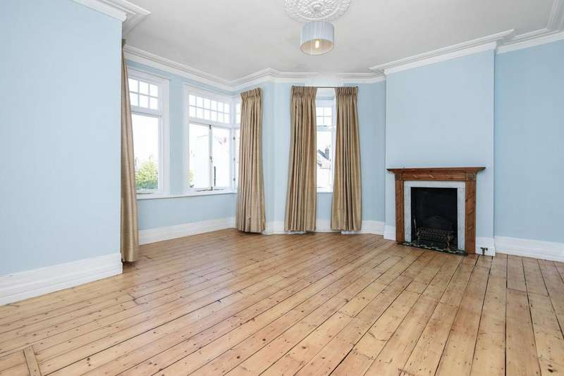 2 Bedrooms Maisonette Flat for sale in Brookwood Road, Southfields