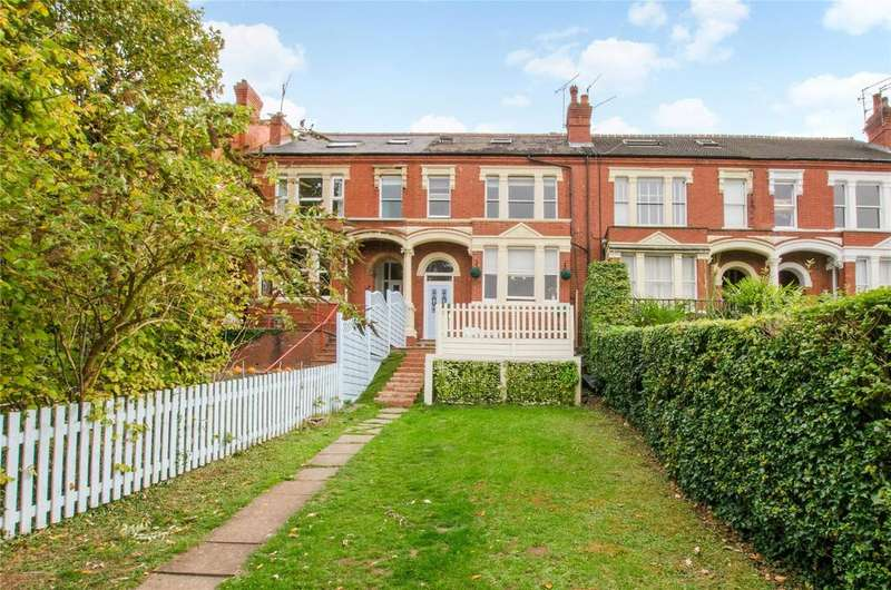 5 Bedrooms Terraced House for sale in Bath Road, Worcester, Worcestershire, WR5